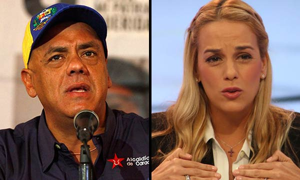 Jorge-Rodríguez y lilian