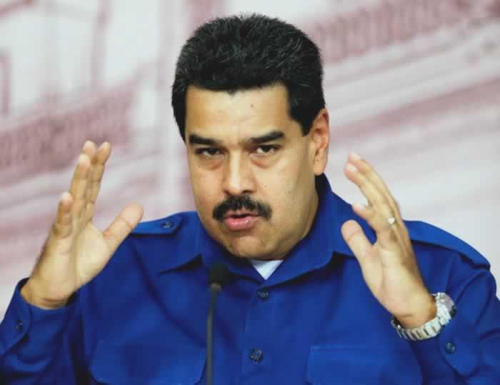 Maduro Tirano